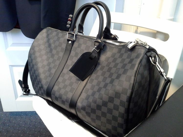05792a7133319 Men's Travel Bag – Louis Vuitton – alifeboard